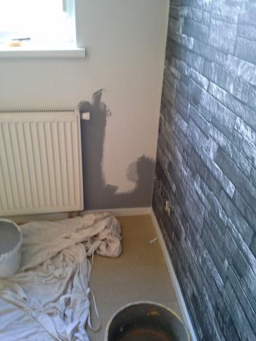 Uw muur behangen