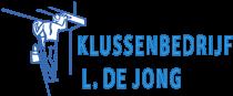 Logo Klussenbedrijf L. De Jong