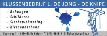 Klussenbedrijf L. de Jong